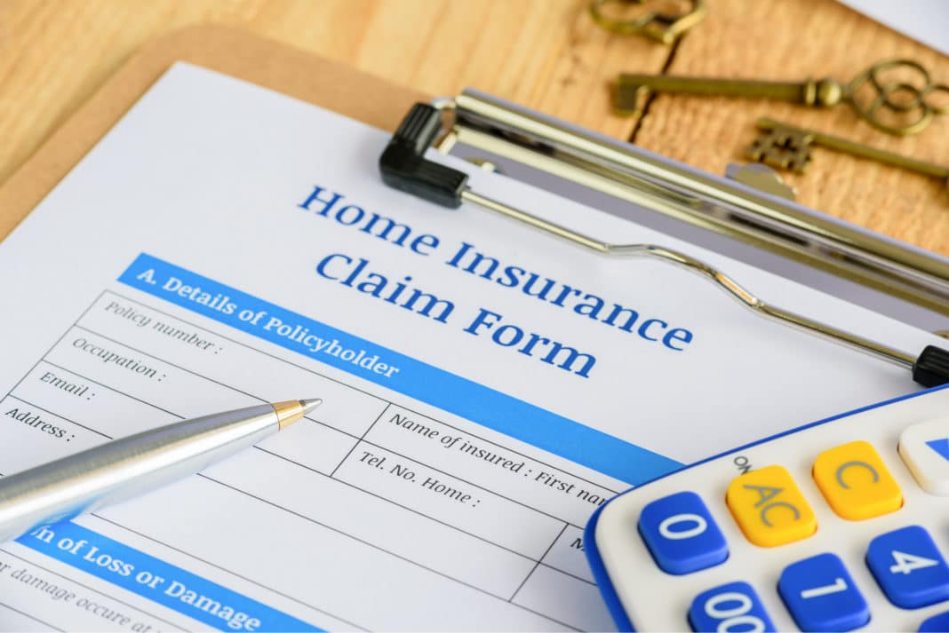 Filing Homeowners Insurance Claim