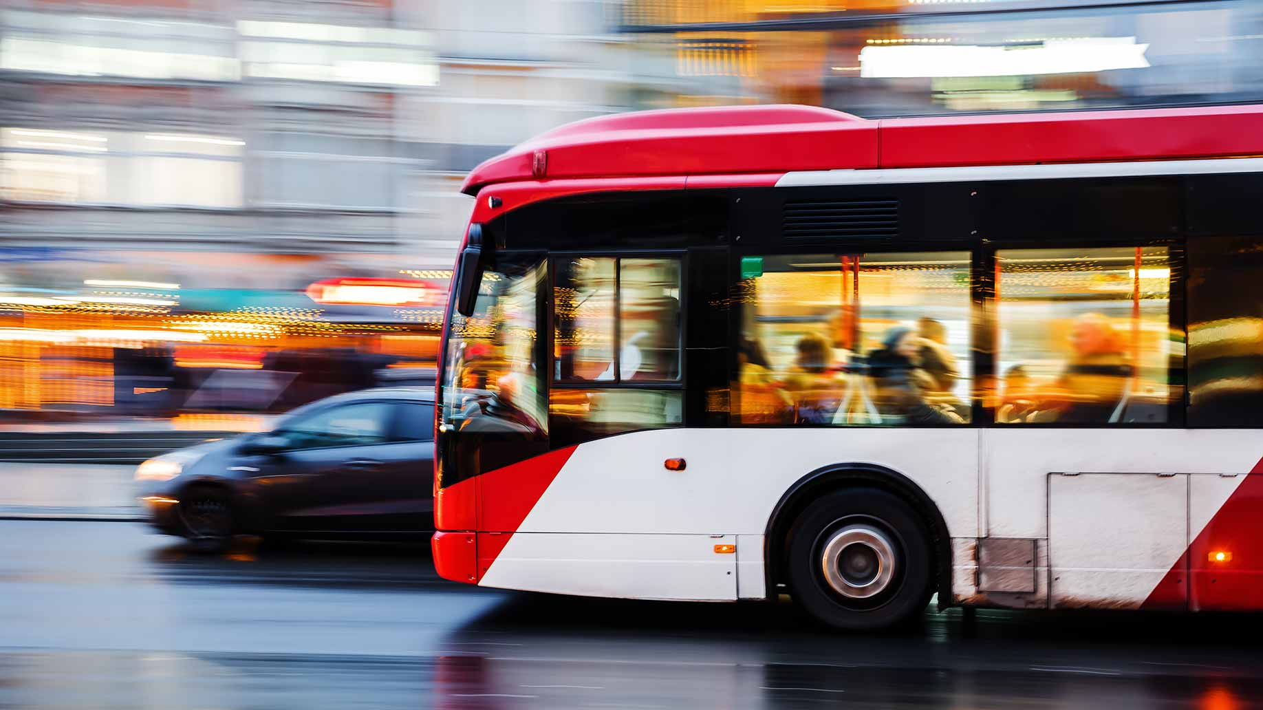 How to Travel Cheap by Using Public Transportation (Bus ...