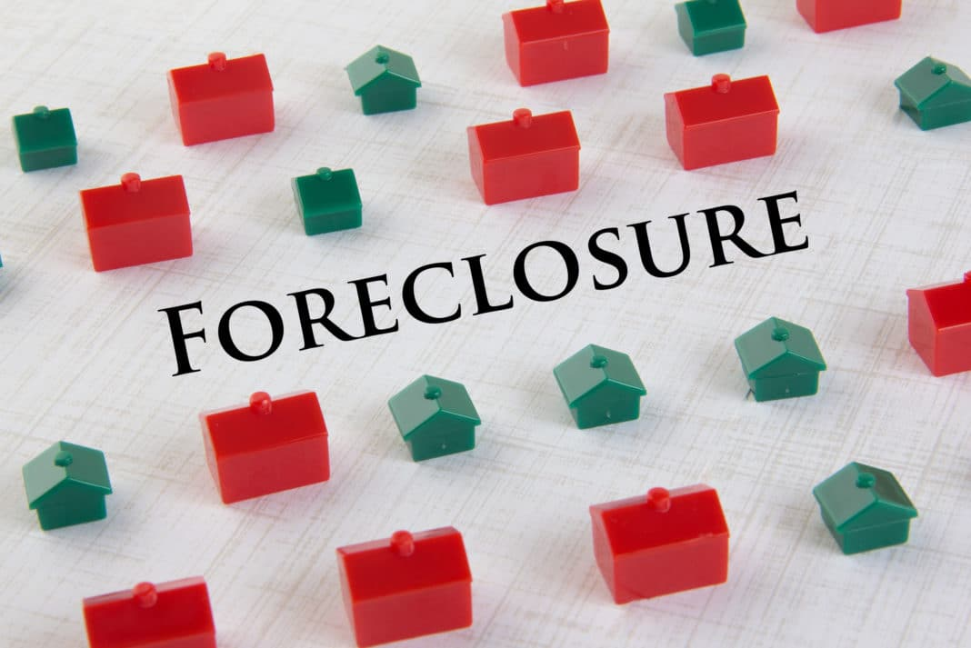 Great Time Foreclosure