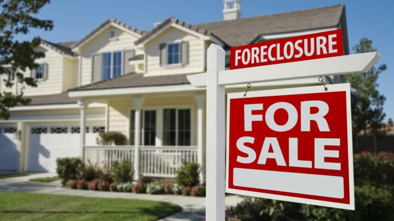 Buying Foreclosure Home Property Bank Questions