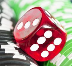 Figuratively or literally, do not gamble with your money.