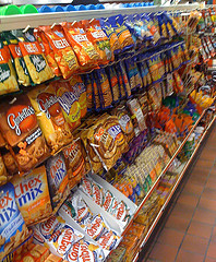 More processed food you do not need.
