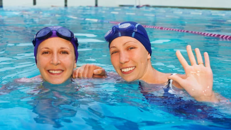 Heart Healthy Swimming