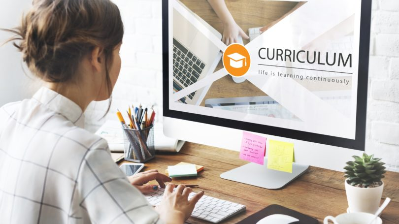 School Curriculum Desktop Student
