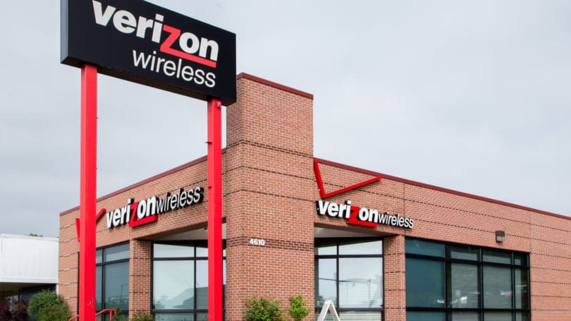 Verizon Wireless Retail Store