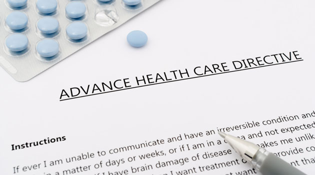 advance health care directive