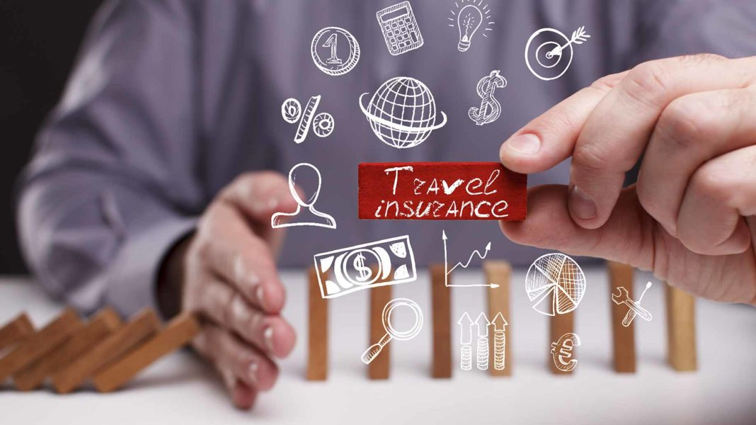 travel insurance dominoes