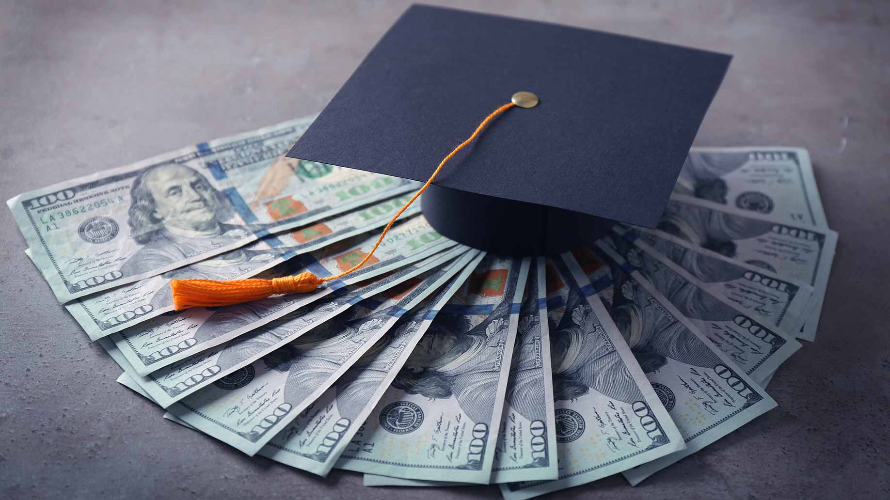 mba costs graduation bills