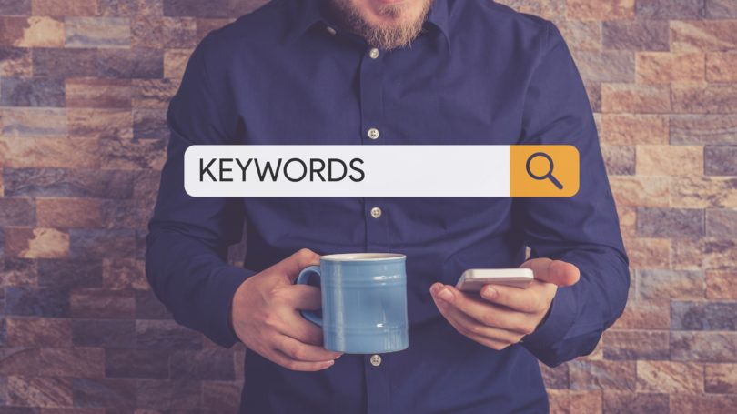 Keywords Search Item Description Words