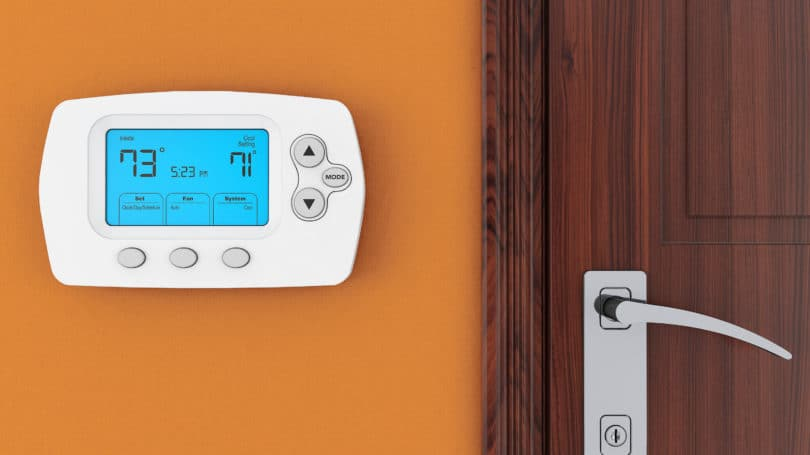 Programmable Thermostat Installation