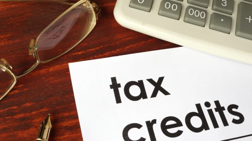 Available Tax Credit