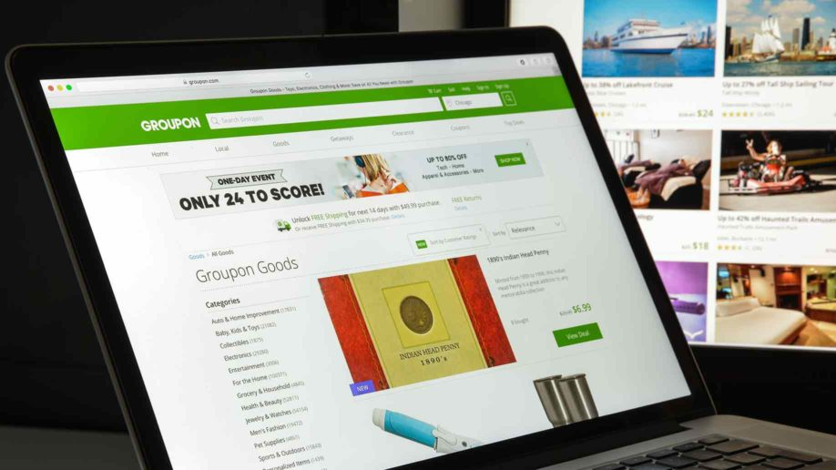 groupon e-commerce marketplace online
