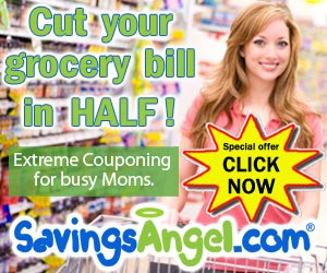 savings angel extreme couponing