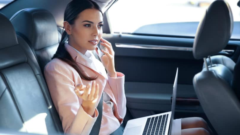 Turn Car Into Office