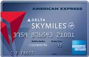 amex delta skymiles classic options card