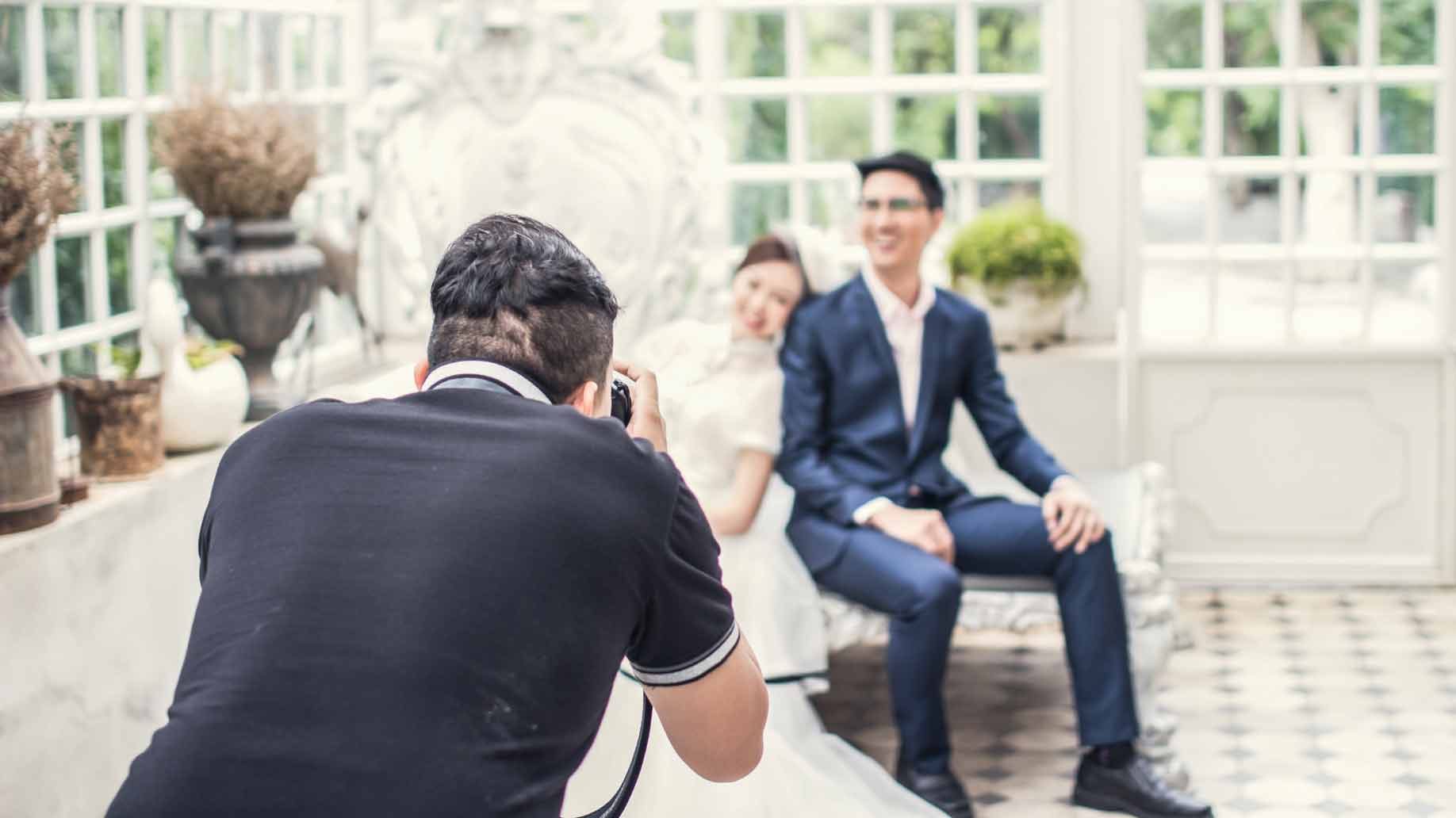 20 Ways to Get Cheap Professional Wedding Photographers & Videographer