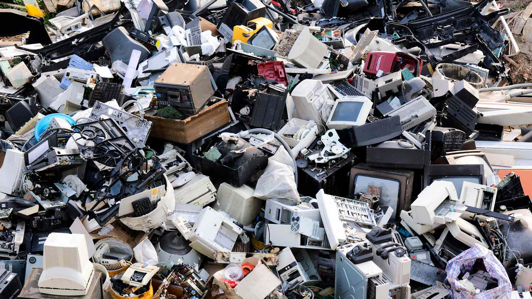 electronic waste ready recycling