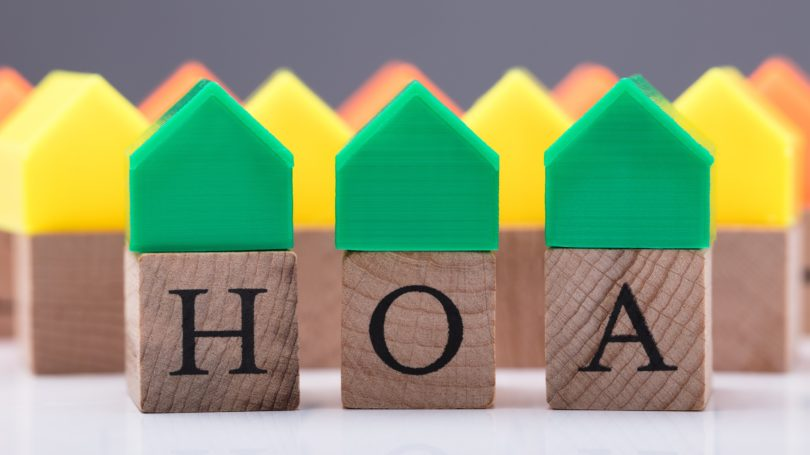 Hoa Fees Home Owners Association