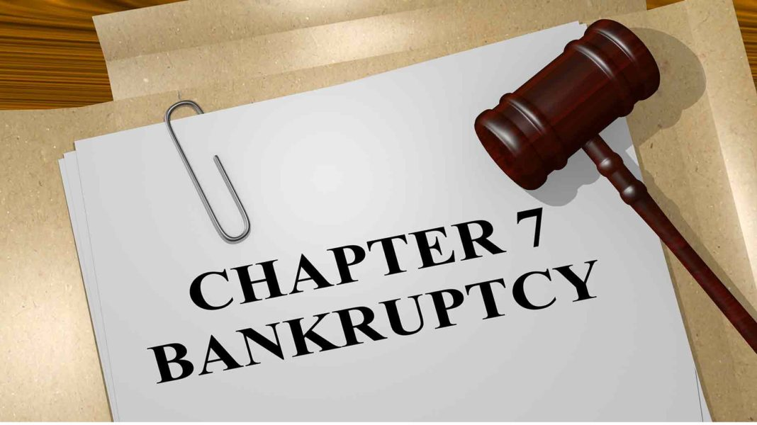 chapeter 7 bankruptcy
