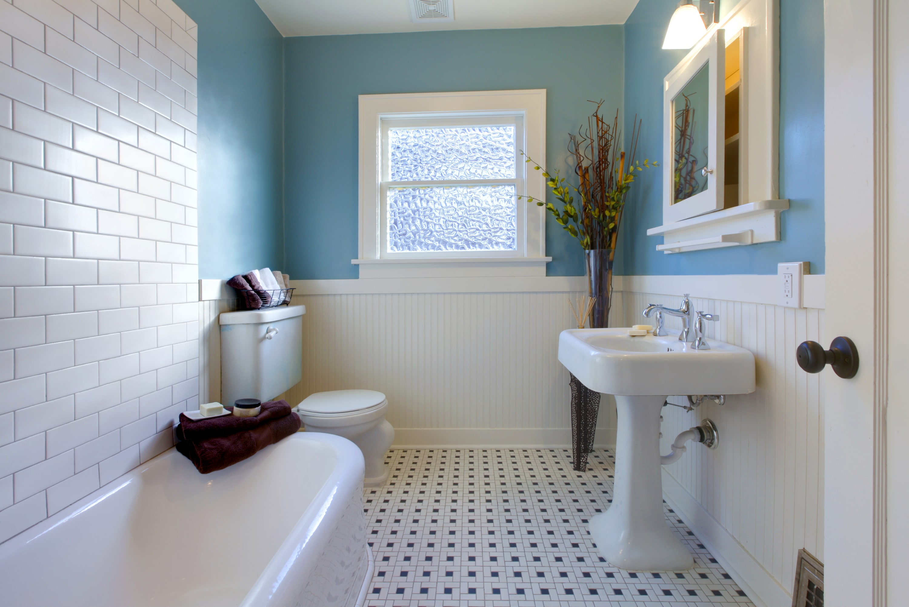 & 8 Bathroom Design \u0026 Remodeling Ideas on a Budget