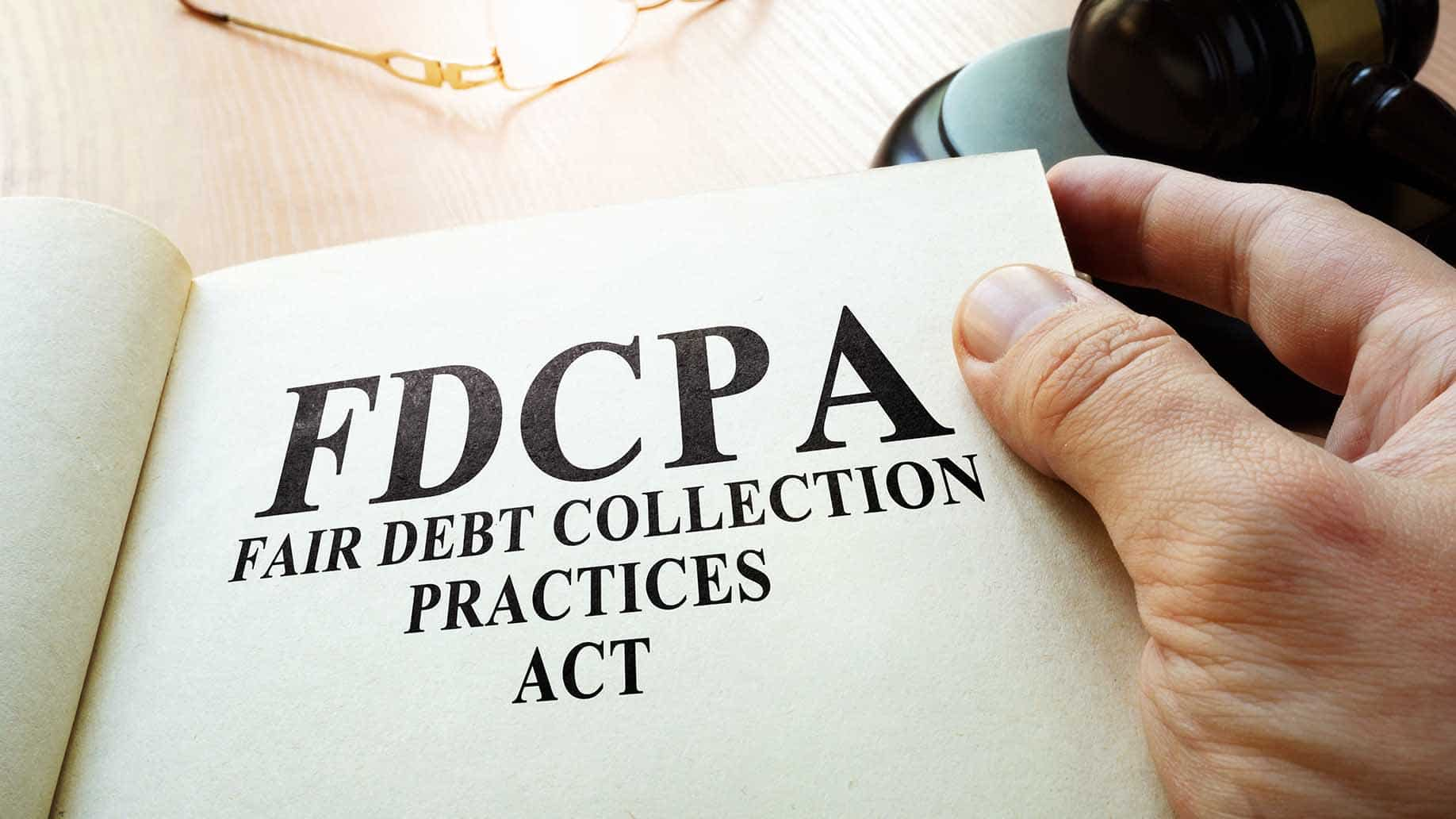 fair debt collection practices act fdcpa