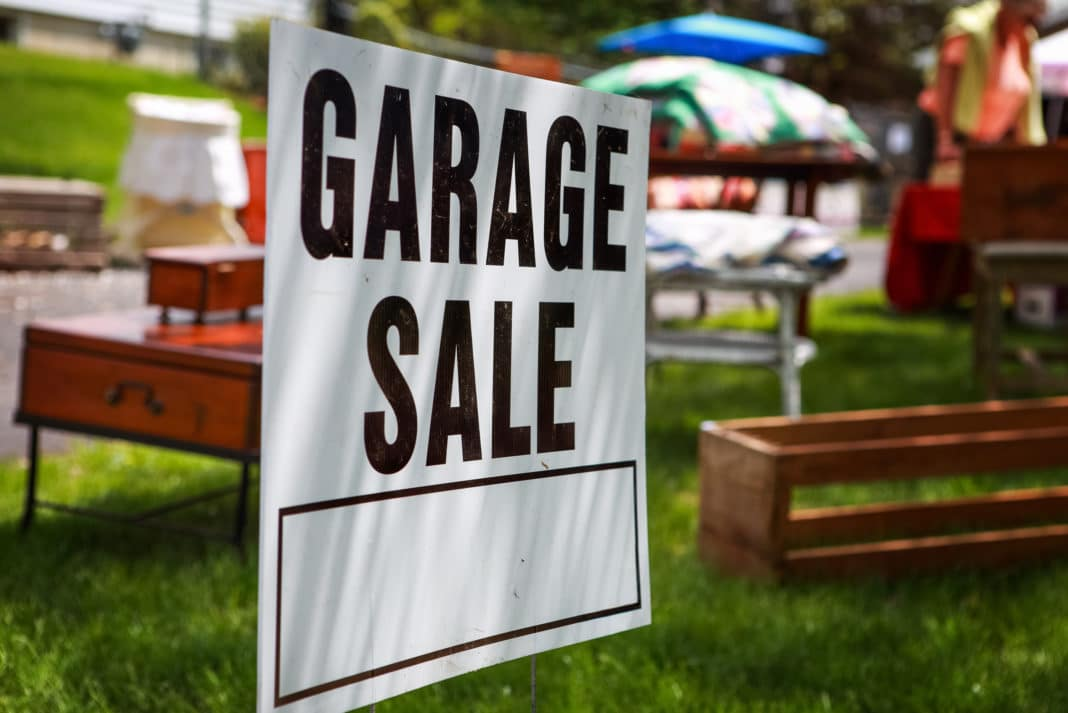 How To Have A Successful Garage Sale Tips For Pricing Items