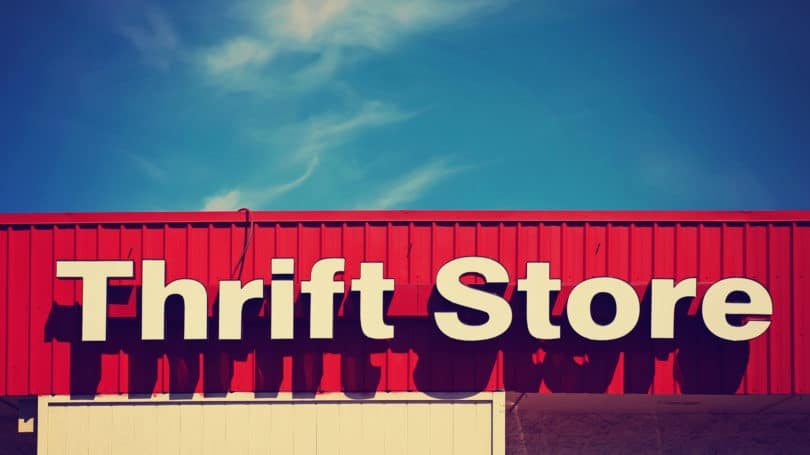 Operated Thrift Stores