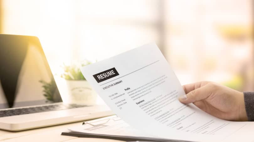 How To Write A Great Resume For Job
