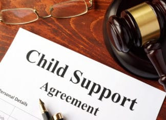 Back Child Support