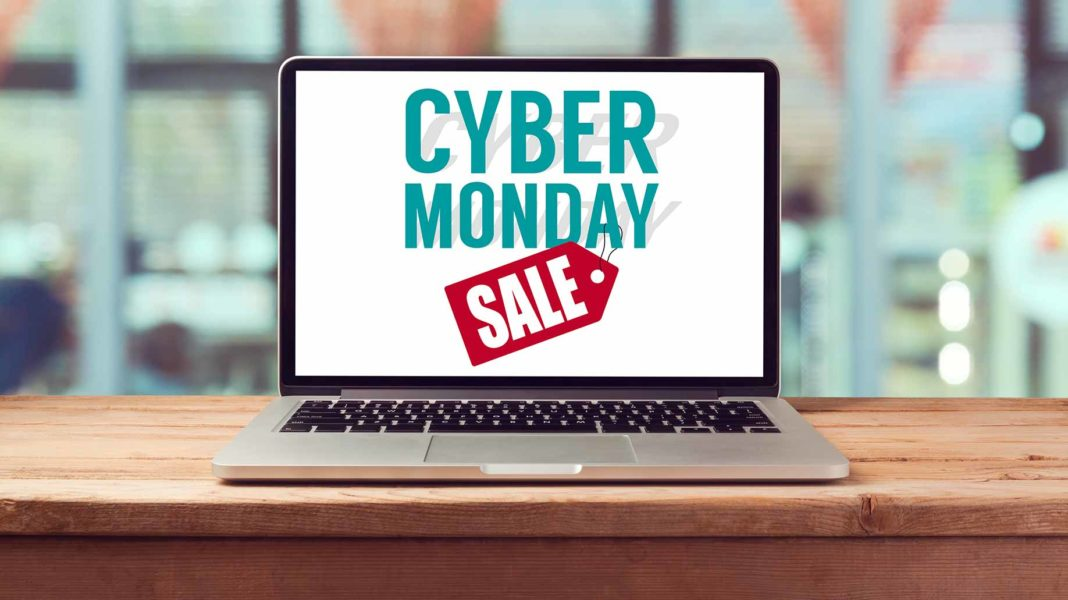 cyber monday sale laptop desk