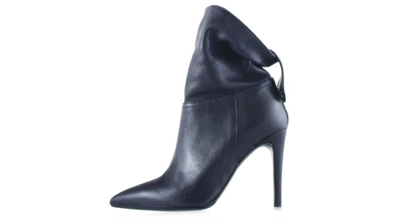Womens Elissa Unstructured Cuff Ankle Boots