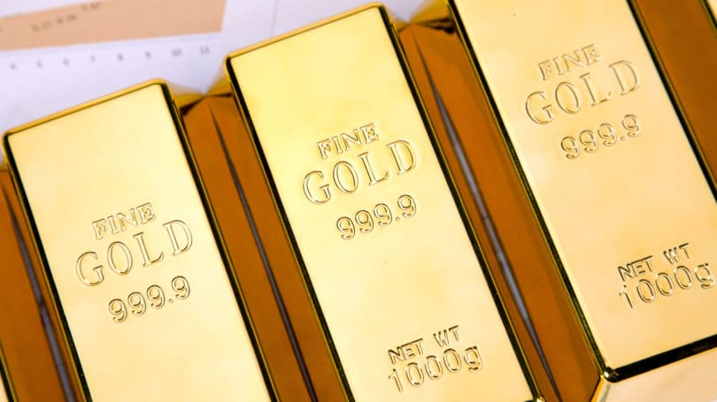 Gold Benefits Financial Crisis