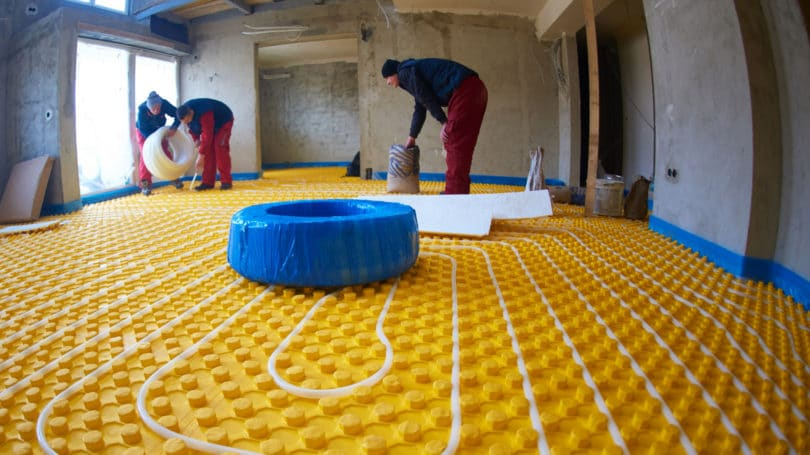 Advantages Of Radiant Heating Systems