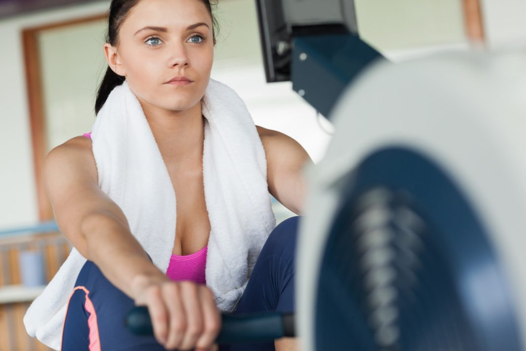 Rowing Machine Workout Benefits Health Fitness