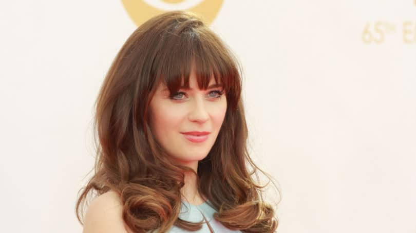 Zooey Deschanel Monthly Expenditures