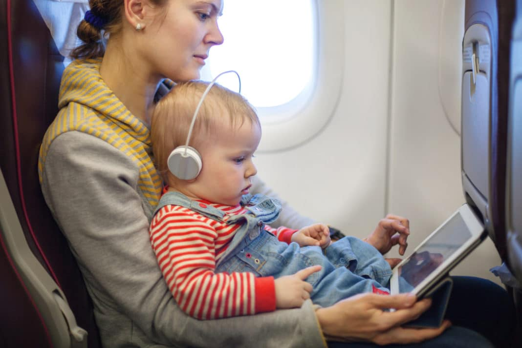 Tips Flying With Children
