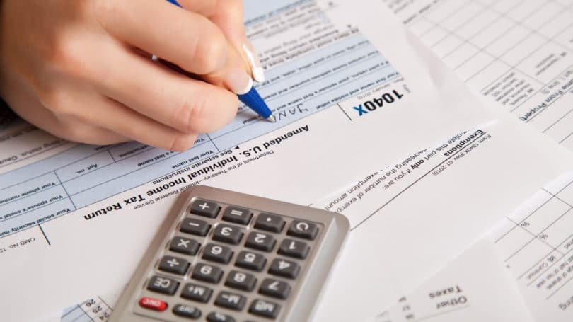 Filing Federal Income Tax