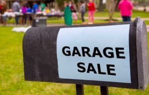 4 Garage Sale Shopping Tips to Help You Score Great Deals
