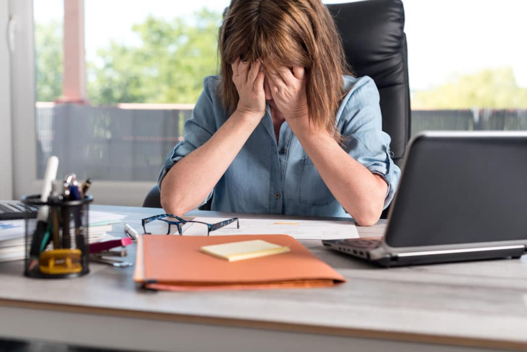 Job Stress Workplace Burnout