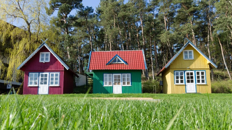 Small Home Living Benefits