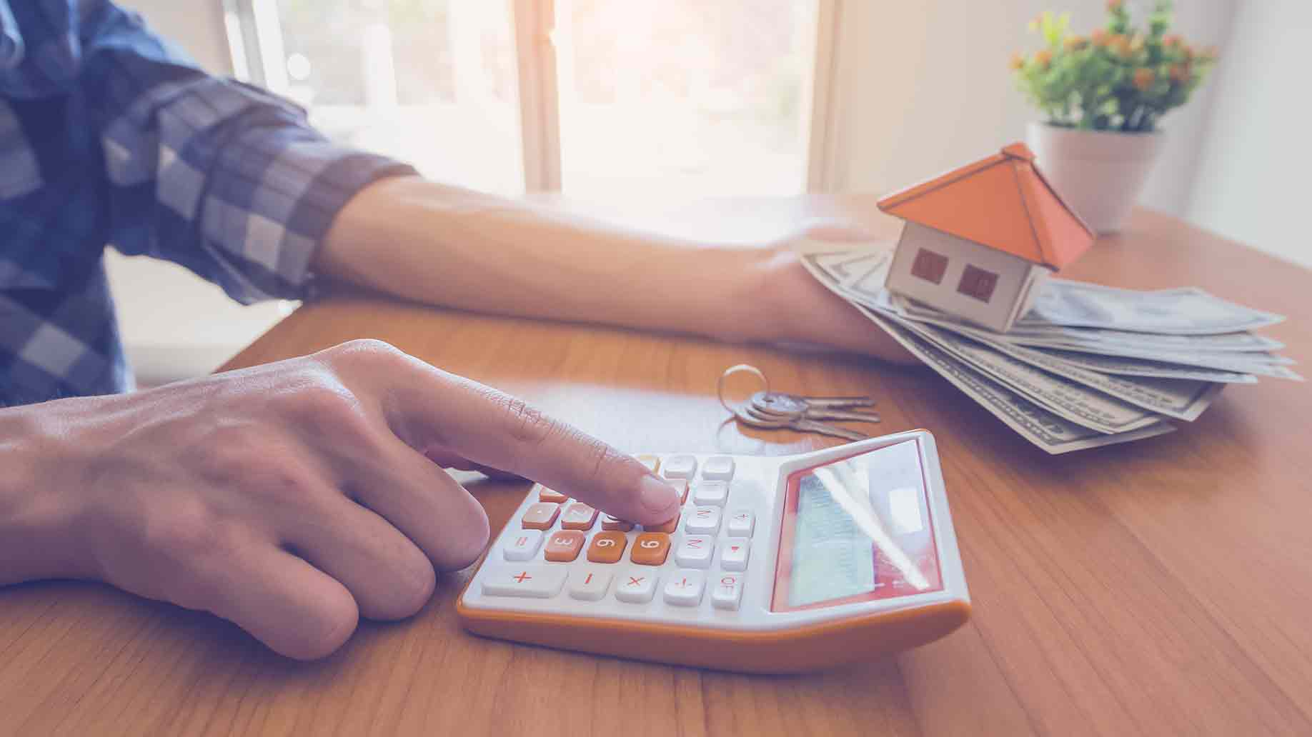 buy house cash calculator