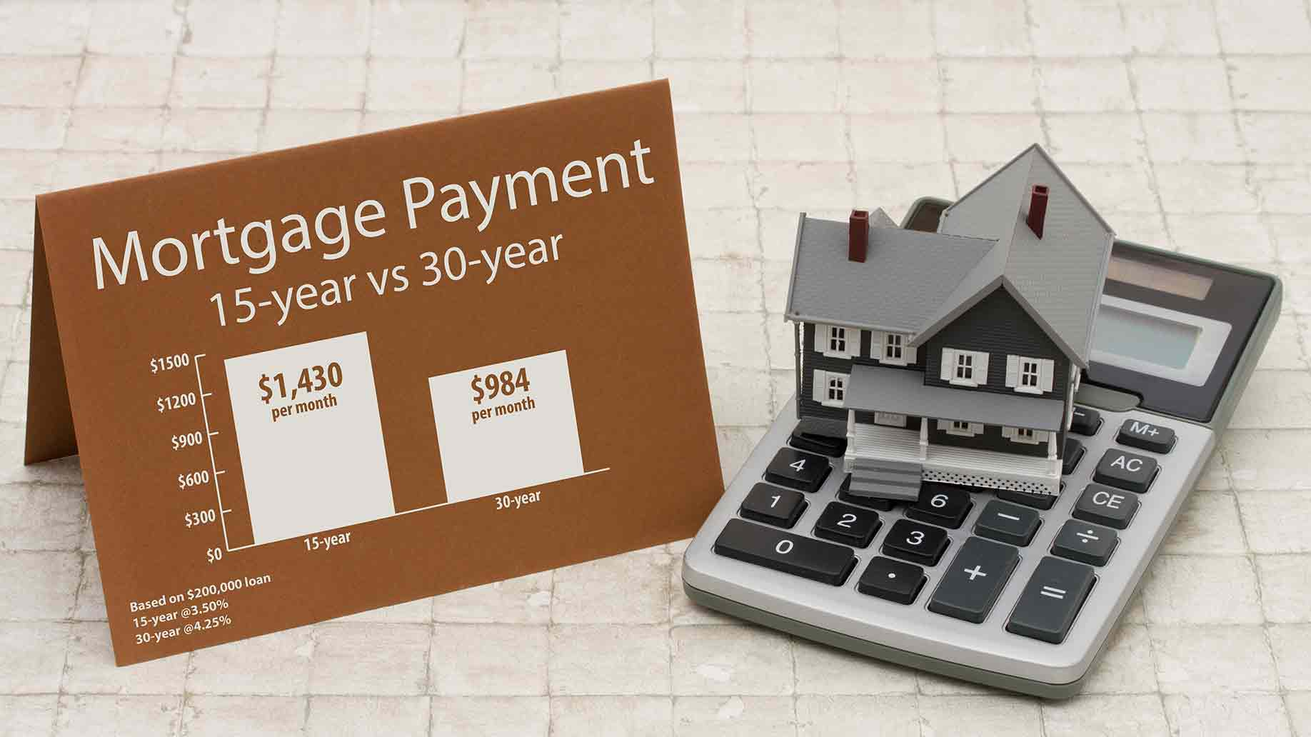learning about mortgage payments house on