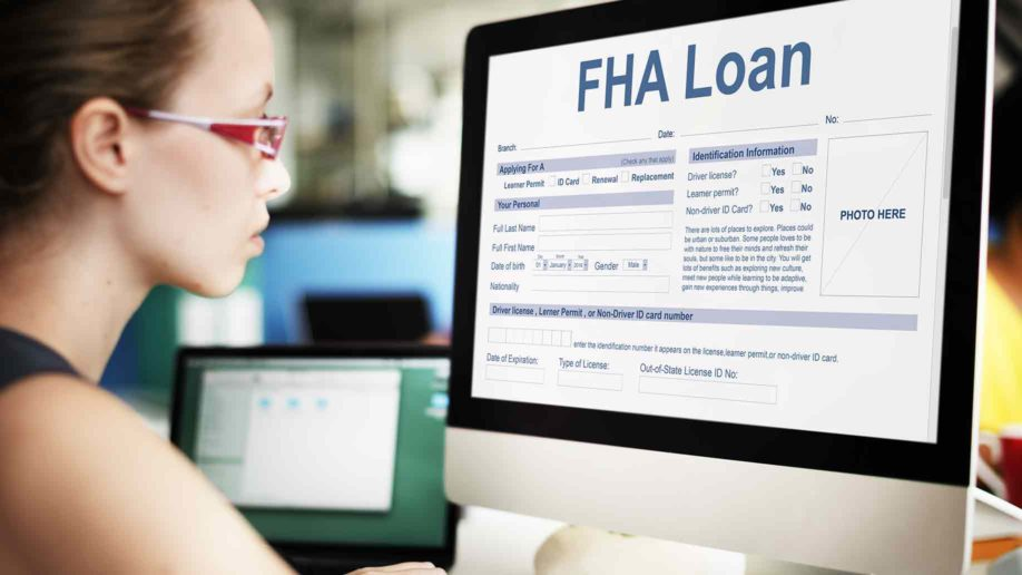 fha loan federal housing administration lending
