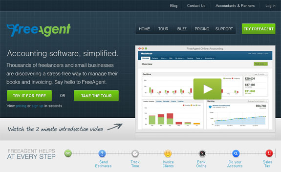 11 Best Online Accounting, Bookkeeping & Invoicing Software