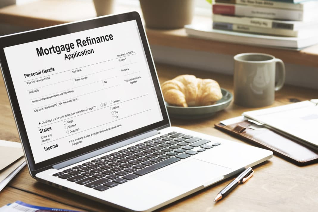 Refinancing Home Mortgage Loan