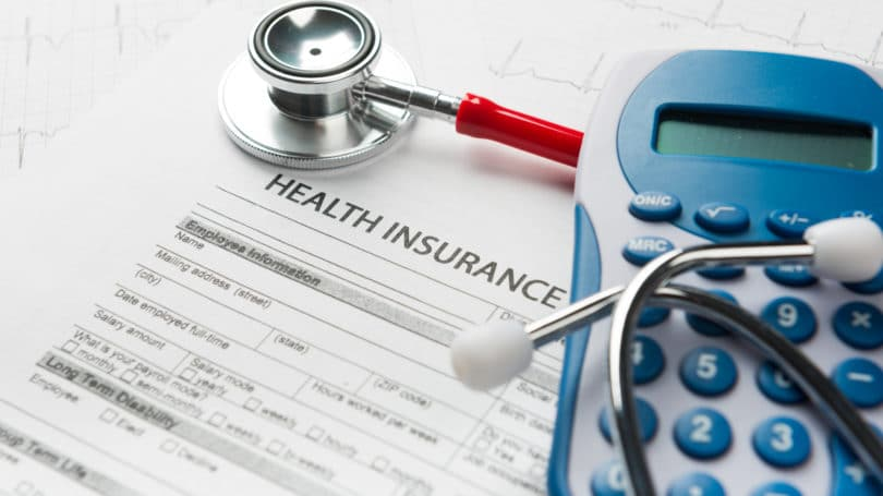 Company Provided Health Insurance