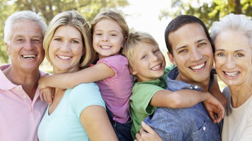 Tips Multigenerational Families Living Parents Kids