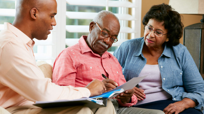 Make Financial Advisor Appointment