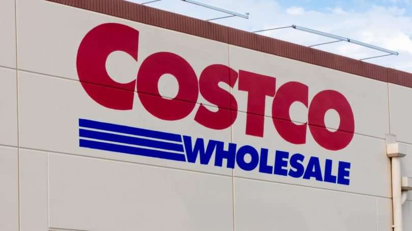 Costco Wholesale Store