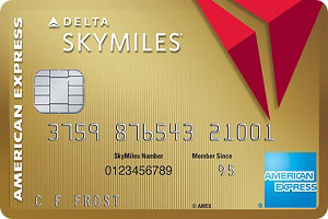american express gold delta skymiles credit card